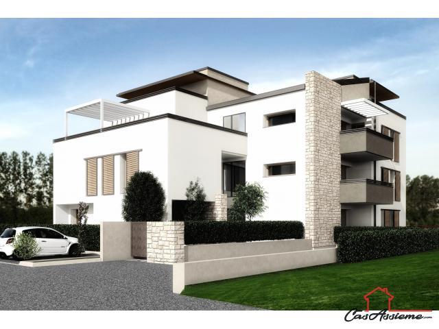 In vendita in provincia di treviso aa059 nuova villa for Casa moderna treviso